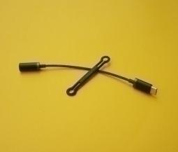 Переходник USB Type-C на наушники 3.5 Moto Z3