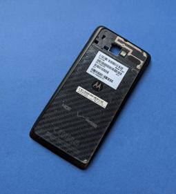Крышка Motorola Razr M (корпус)