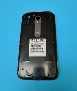 Корпус Motorola Moto G3 средняя часть