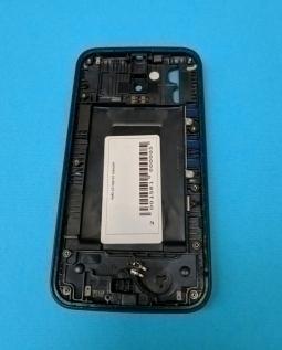 Корпус Motorola Moto G3 средняя часть - физображение 2