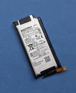 Батарея Motorola FB55 (Turbo 2) оригинал с разборки С+ сток (ёмкость 65-70%)