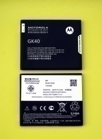 Батарея Motorola GK40 (Moto G4 Play) - изображение 2