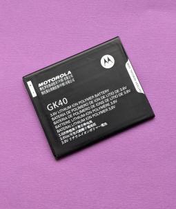 Батарея Motorola GK40 (Moto E4) S+ сток оригинал