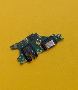 Плата зарядки нижняя Huawei Mate 20 Lite 2018 порт
