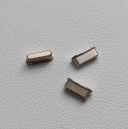 Кнопки боковые Motorola Moto Z Force золотые