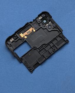 Стекло камеры Motorola Moto E6 на панели (антенна сети) - фото 2