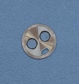 Стекло камеры Motorola Moto X4 голубое А-сток