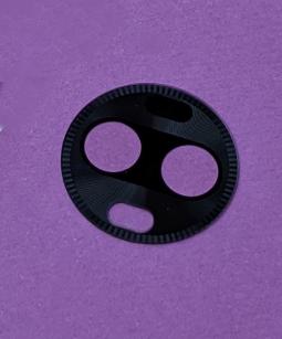 Стекло на камеру Motorola Moto Z3 А-сток чёрное