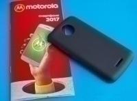 Чехол Motorola Moto C Plus силиконовый