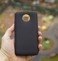 Чехол Motorola Moto G5s Plus черный