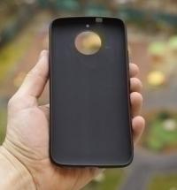 Чехол Motorola Moto G5s Plus черный - изображение 2
