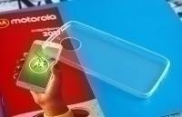 Чехол Motorola Moto G5s Plus прозрачный