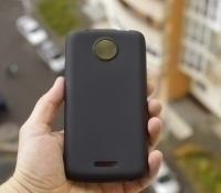 Чехол Motorola Moto C черный - изображение 2