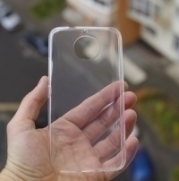 Чехол Motorola Moto G5s Plus прозрачный - изображение 3