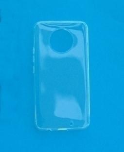 Чехол Motorola Moto X4 прозрачный - изображение 2