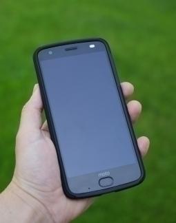 Чехол Motorola Moto Z2 Incipio - изображение 4