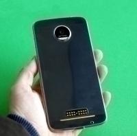 Чехол Motorola Moto Z Force прозрачный - изображение 2
