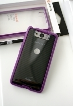 Чехол Motorola Droid Maxx Griffin Reveal