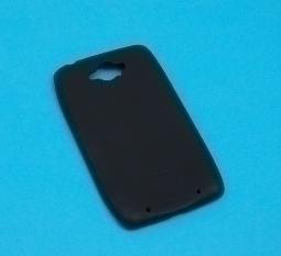 Чехол Motorola Droid Turbo 1 силикон чёрный - фото 2