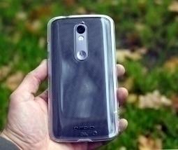 Чехол Motorola Droid Turbo Case-Mate прозрачный - изображение 3