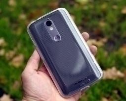 Чехол Motorola Droid Turbo Case-Mate прозрачный - изображение 2