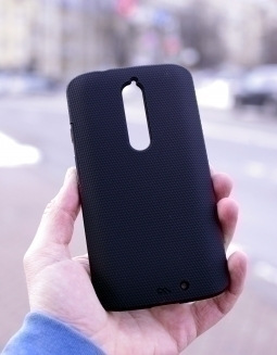 Чехол Motorola Droid Turbo 2 Case Mate чёрный