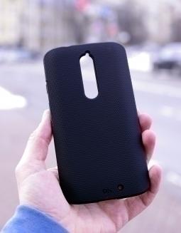 Чехол Motorola Droid Turbo 2 Case Mate чёрный