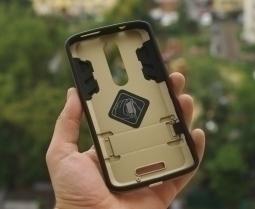 Чехол Motorola Droid Turbo 2 Gold - изображение 3