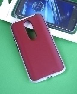 Чехол Motorola Droid Turbo 2 Verizon красный