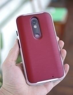 Чехол Motorola Droid Turbo 2 Verizon красный - изображение 2