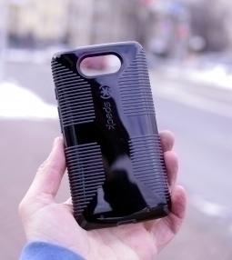 Чехол Motorola Droid Turbo Speck чёрный