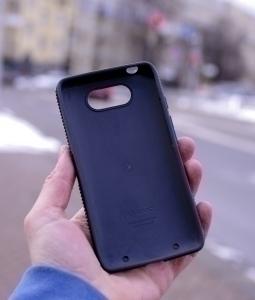 Чехол Motorola Droid Turbo Speck чёрный - изображение 2