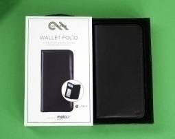 Чехол Motorola Moto Z2 Force книжка Case-Mate - изображение 2