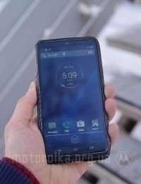 Чехол Motorola Droid Turbo черный