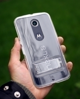 Чехол Motorola Google Nexus 6 Case Mate Naked Tough