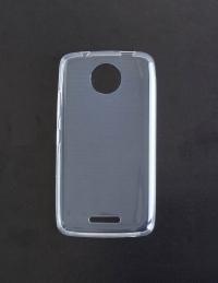 Чехол Motorola Moto C силиконовый - изображение 3