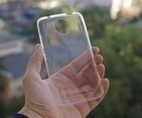 Чехол Motorola Moto C силиконовый