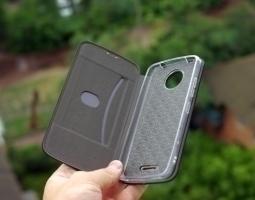 Чехол Motorola Moto C Plus книжка - изображение 2