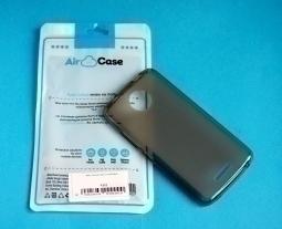 Чехол Motorola Moto C smoke black - изображение 2