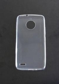 Чехол Motorola Moto E4 силиконовый - изображение 3