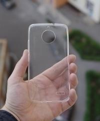 Чехол Motorola Moto E4 силиконовый - изображение 2