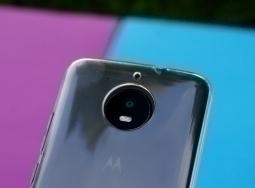 Чехол Motorola Moto E4 прозрачный TPU Европа - фото 2