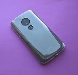 Чехол Motorola Moto E5 Play (США) TPU прозрачный