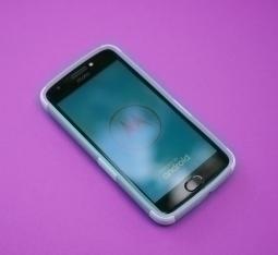 Чехол Motorola Moto E4 США Ondigo бирюзовый с ножкой - фото 2