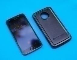 Чехол Motorola Moto E4 Америка Ondigo чёрный