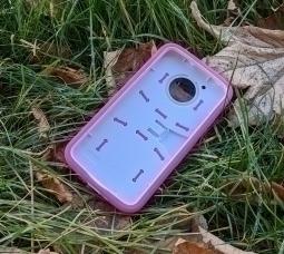 Чехол Motorola Moto E4 Американская версия розовый - фото 2