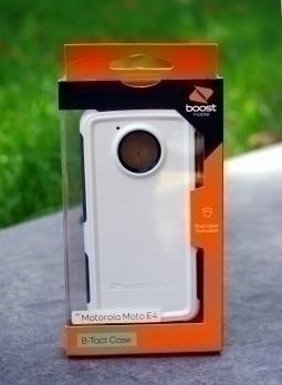 Чехол Motorola Moto E4 Американская Ondigo белый - фото 3