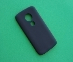 Чехол Motorola Moto E5 Play чёрный - изображение 3