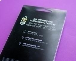 Чехол Motorola Moto E5 Plus Otterbox Prefix чёрный - фото 5