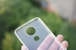 Чехол Motorola Moto E5 Plus прозрачный